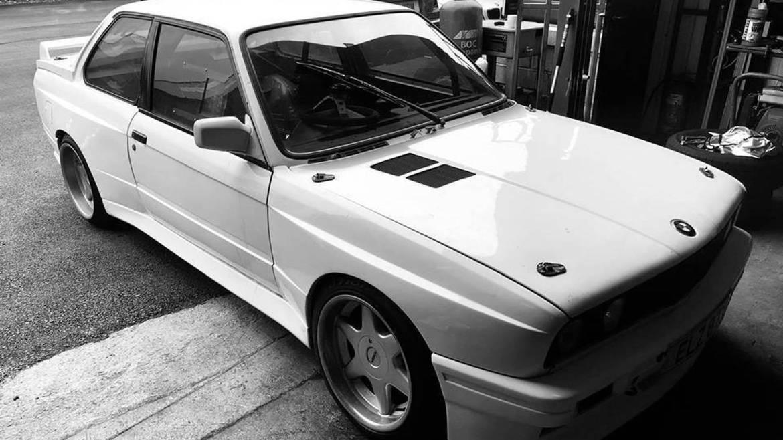 Honda S2000 je donirala motor za ovaj BMW M3 E30