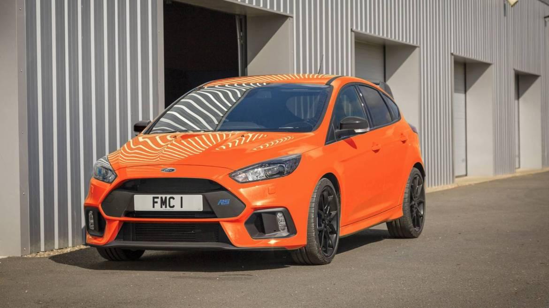 Novi Ford Focus RS stiže 2020. s 400 KS