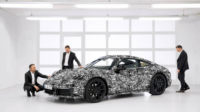 Porsche 911 postaje i hibrid