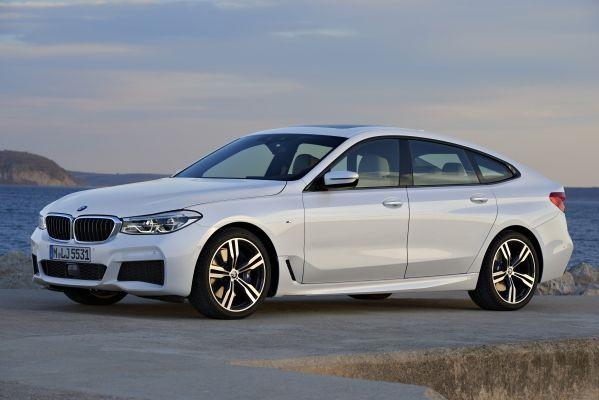 Nova razina motora za BMW serije 6 Gran Turismo
