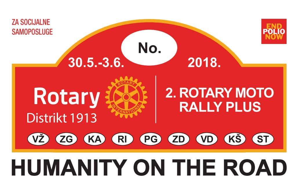 Rotary Moto Rally Plus