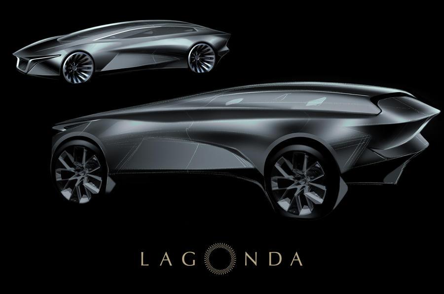 Lagonda SUV potvrđen za 2021., pogon će biti električni