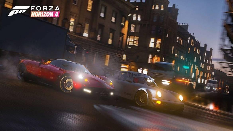Najavljena nova arkada Forza Horizon 4