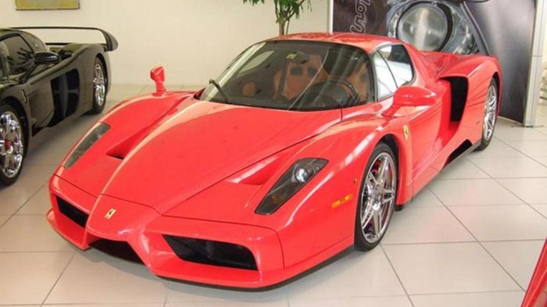 Prodaje se Ferrari Enzo Michaela Schumachera