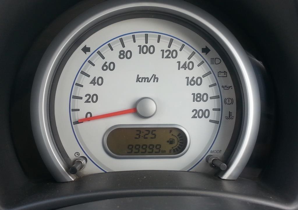 Gotovo polovica automobila uvezenih iz Njemačke ima skinutu kilometražu