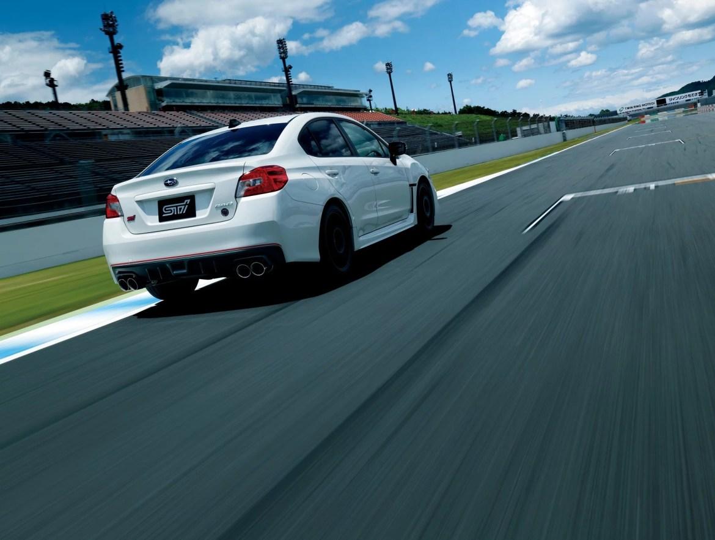 Proslava važne obljetnice uz Subaru WRX STI RA-R