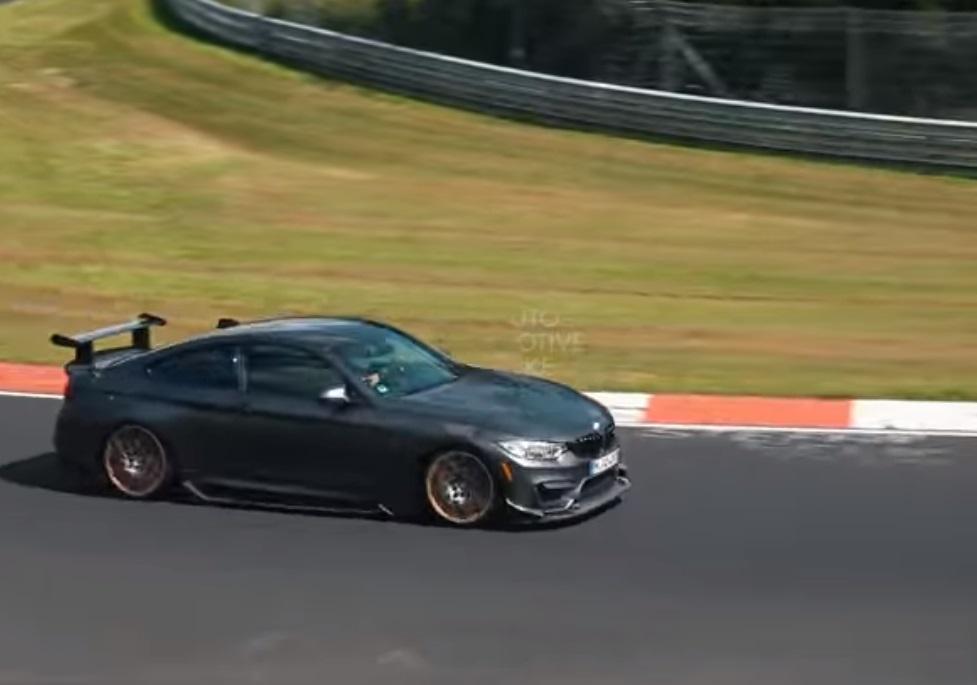 Bavarci vraćaju legendarnu oznaku – uhvaćen BMW M4 CSL
