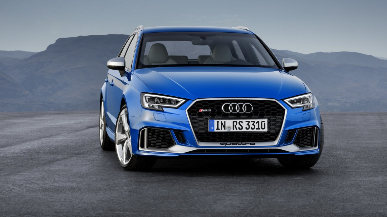 Audi RS3: Zaustavljena proizvodnja u Europi