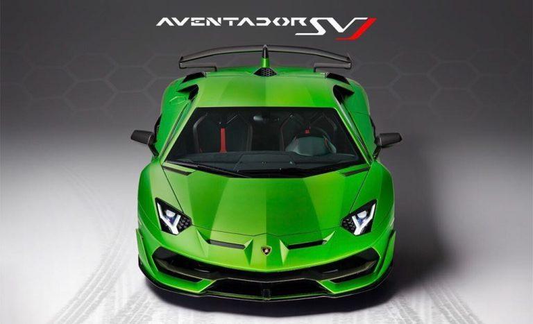 Novi Lamborghini Aventador SVJ ispaljuje čak 770 KS