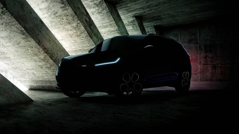 Škoda Kodiaq RS dobit će novi logo