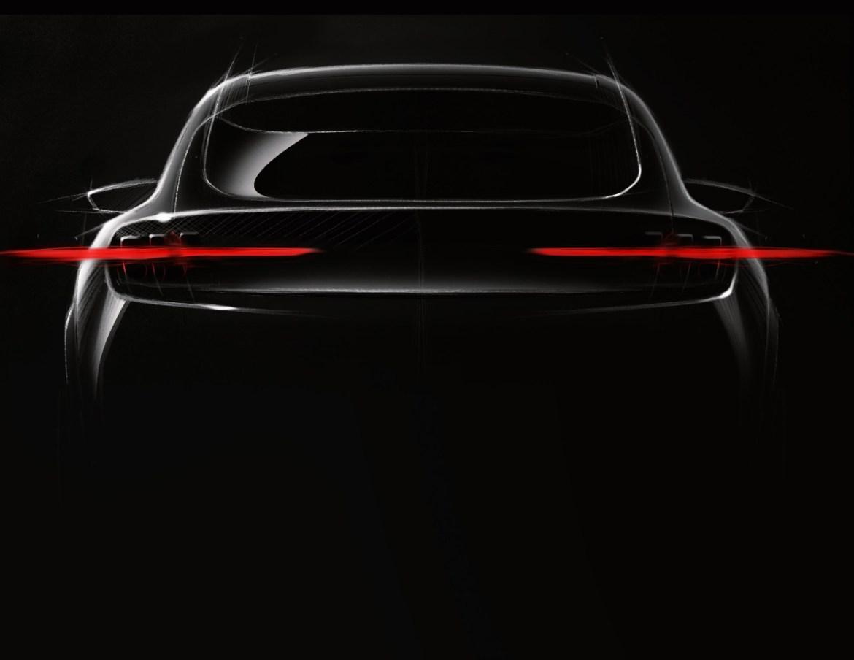 Ford objavio 'teaser' novog električnog vozila
