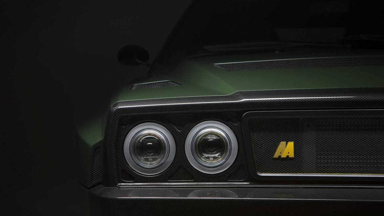 Lancia Delta Futurista je reinkarnirana Lancia Delta Integrale