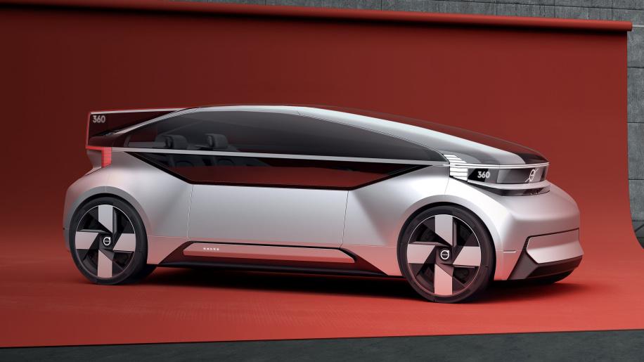Volvo predstavio automobil budućnosti
