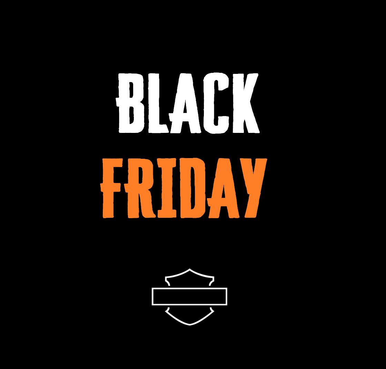 Black Friday stiže u Harley-Davidson