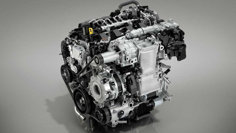 Mazda ostaje vjerna motorima s unutrašnjim sagorijevanjem