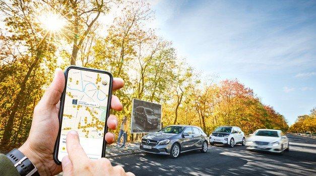 BMW i Mercedes-Benz udružili snage na razvoju projekta budućnosti