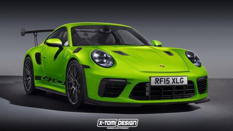 Novi Porsche 911 GT3 RS imat će najmanje 550 KS