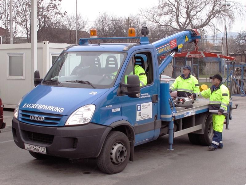 Vozači oprez: U Zagrebu se pojavila lažne kazne za parkiranje