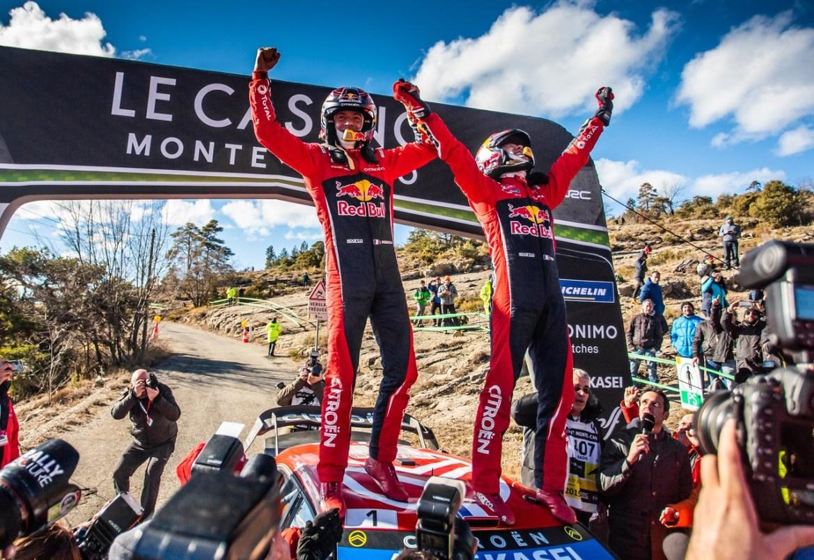 Ogier i Ingrassia osvojili povijesnu 100. WRC pobjedu za Citroën