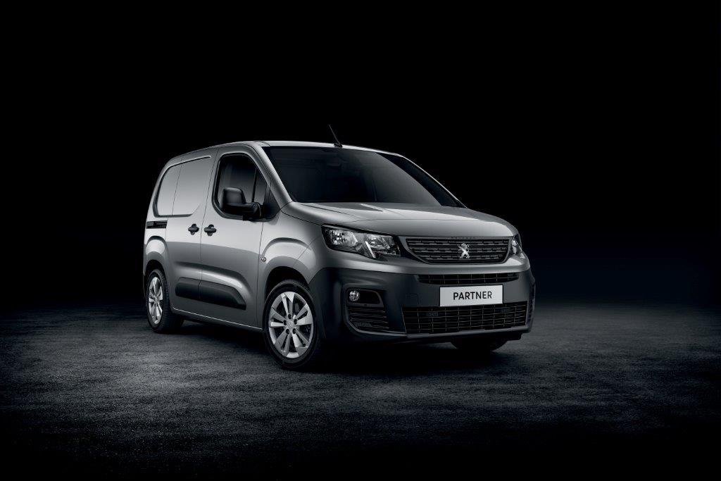Novi Peugeot Partner Furgon