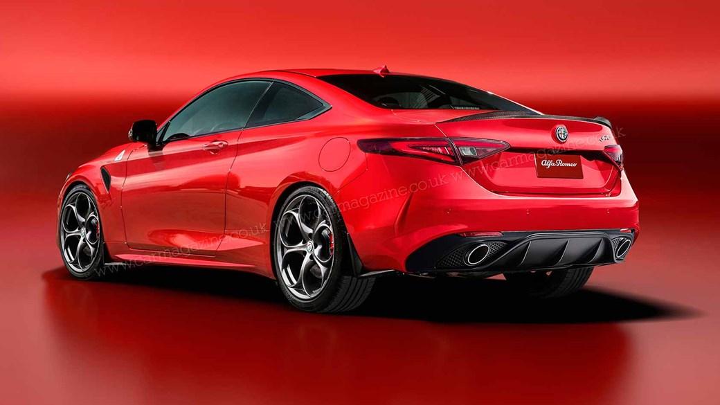 Alfa Romeo GTV je Giulia Coupe, a možda stiže već u Ženevi