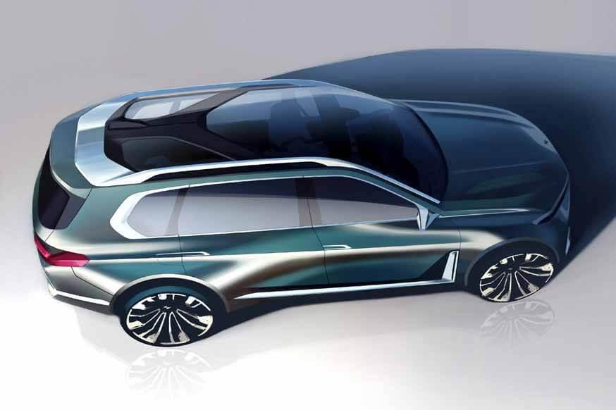 Кроссовер X8 M будет независимой моделью, а не купе-версией BMW X7