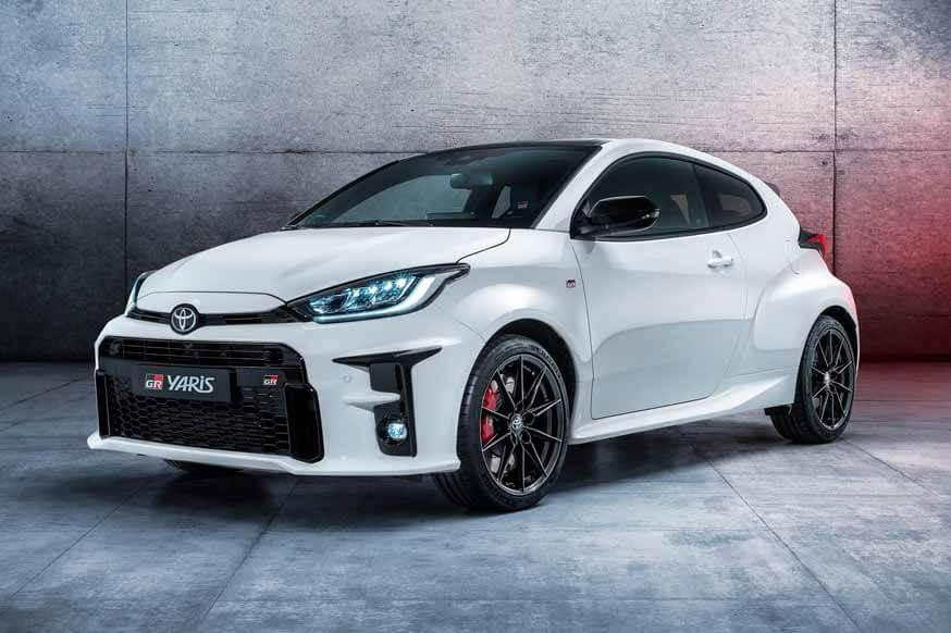 Toyota оснастила GR Yaris мотором и коробкой передач от обычного пятидверного хэтчбека