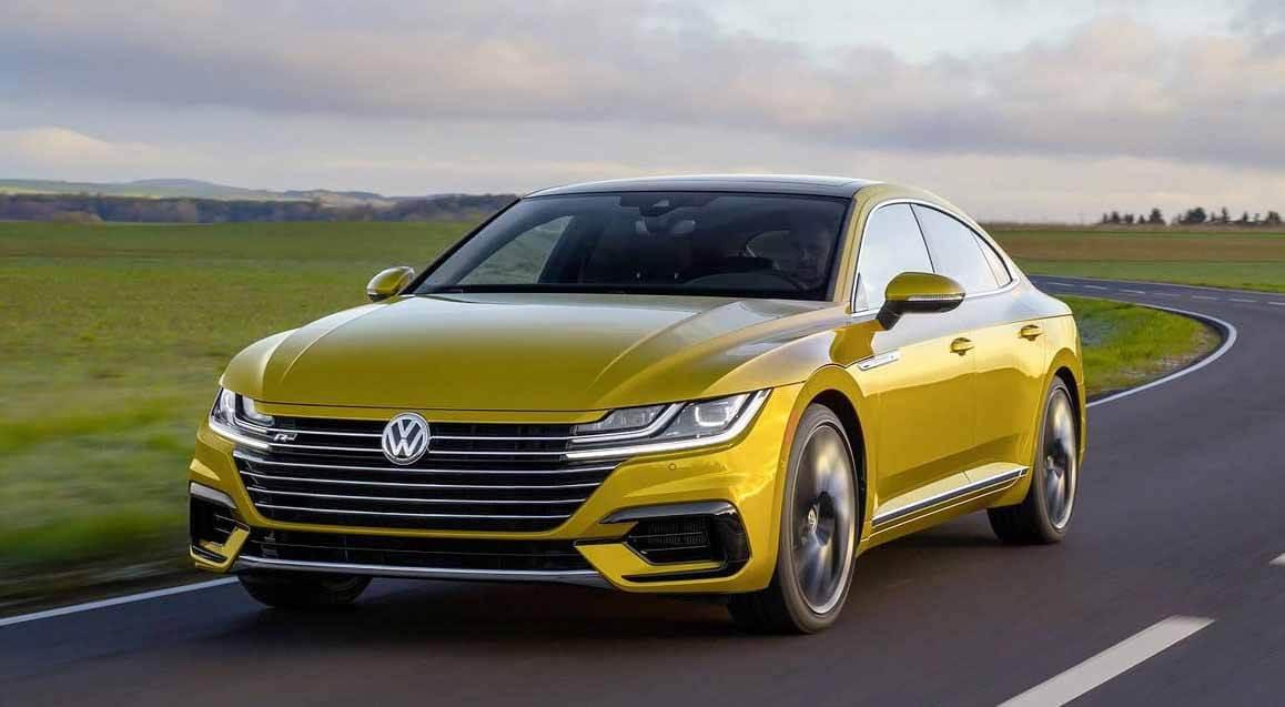 Volkswagen начал продавать Arteon Liftback в России