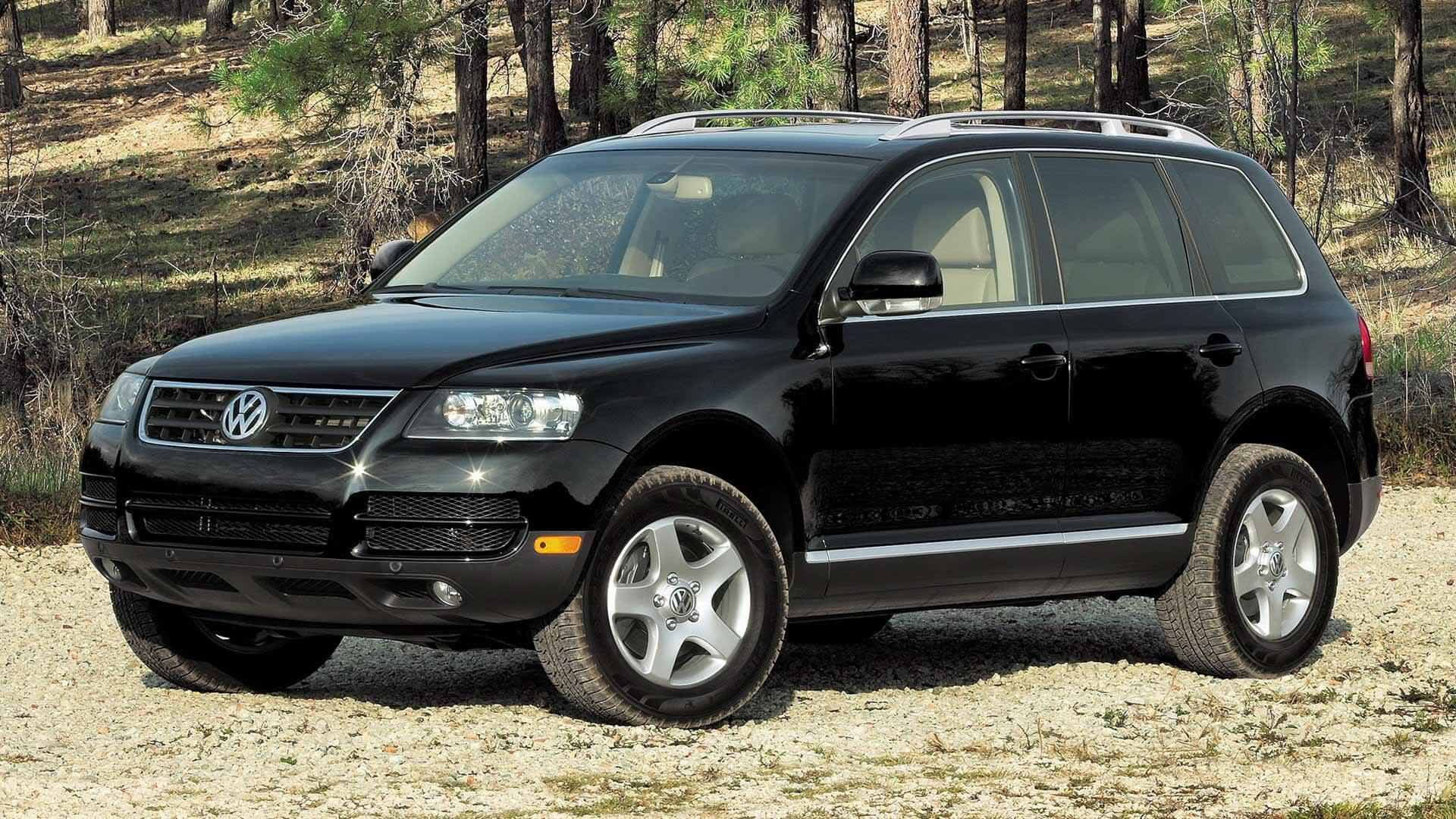 Какие «сюрпризы» принесет Volkswagen Touareg с пробегом