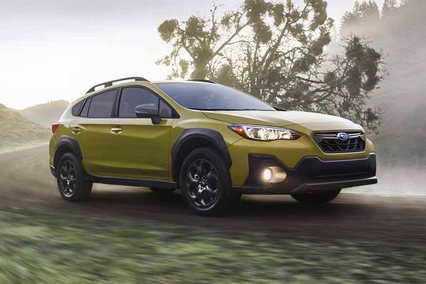 Subaru обновил «американский» XV: «поднятый» хэтчбек получил мотор от кроссовера Forester
