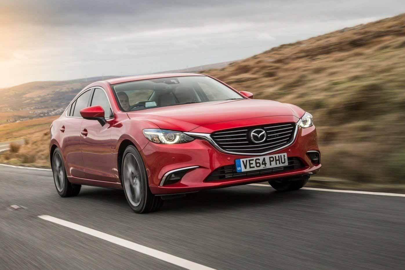 Преимущества и недостатки Mazda 6 названы