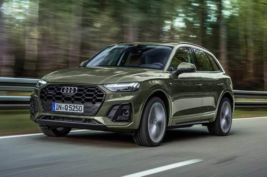 Обновленный Audi Q5: мультимедиа с распознаванием голоса и обновленной линейкой двигателей