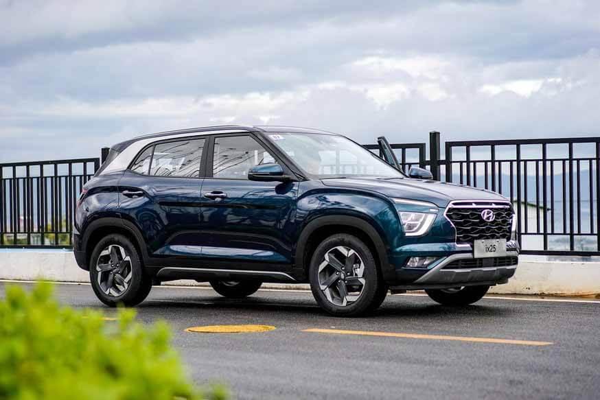 Новое поколение российских Hyundai Creta будет иметь собственный дизайн. В продаже через год