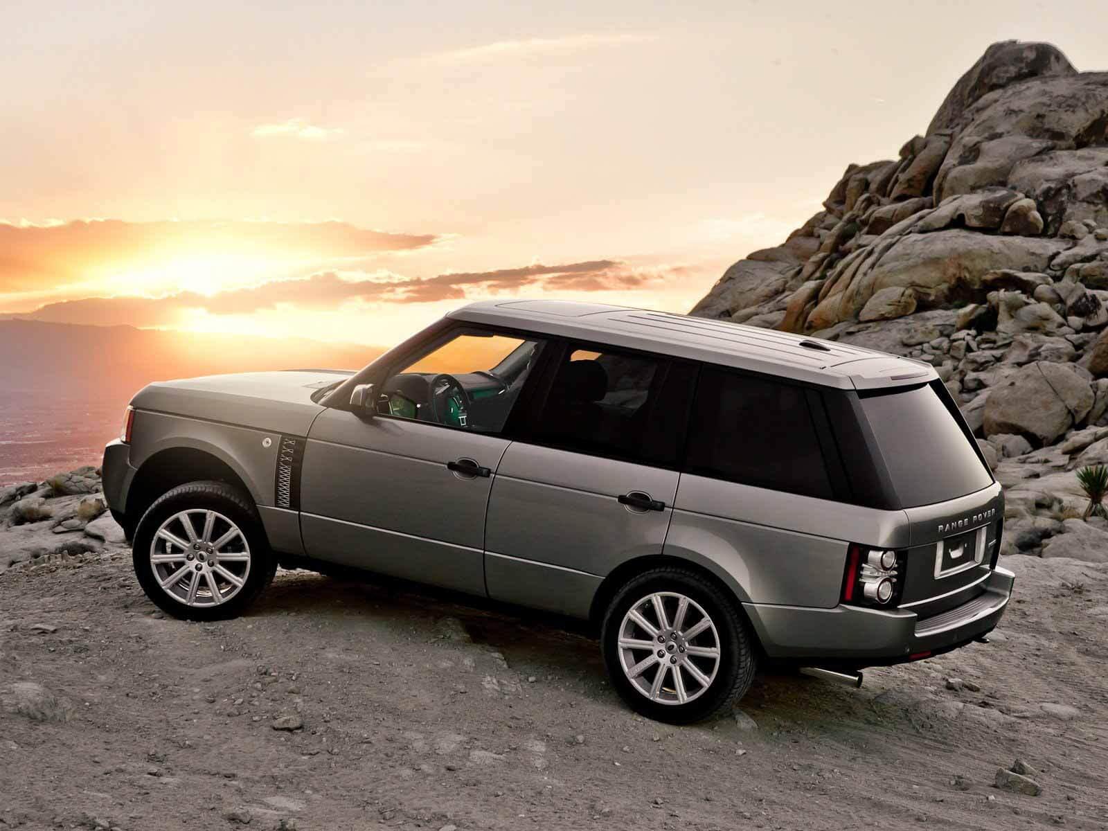 На что способен Range Rover 3 менее 400 000 км?