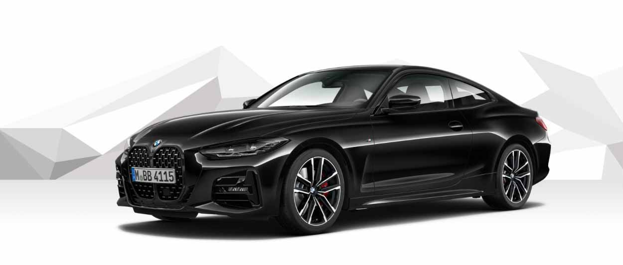 BMW 420d xDrive M Sport Pro Pro Shadow Edition