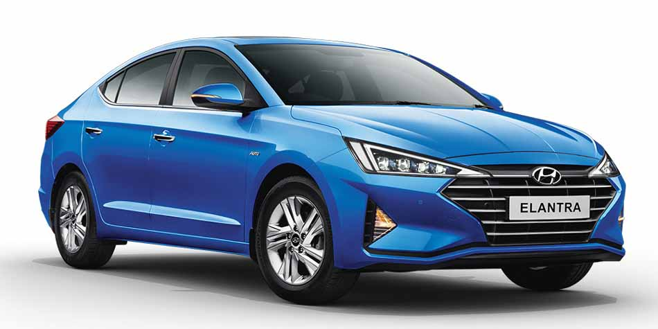 Hyundai Elantra для индийского рынка