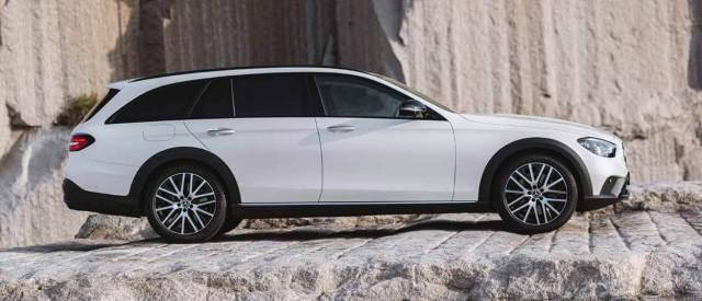 Mercedes-Benz E-Class Вездеход 2021
