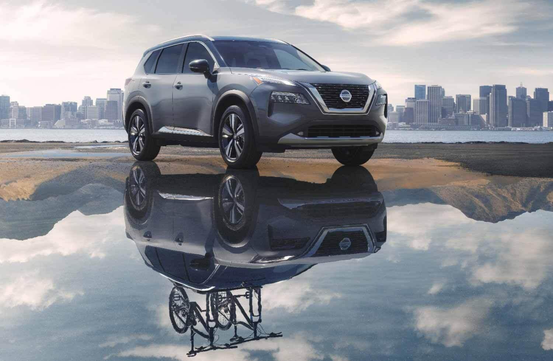 Nissan X-Trail не удивил в новом поколении