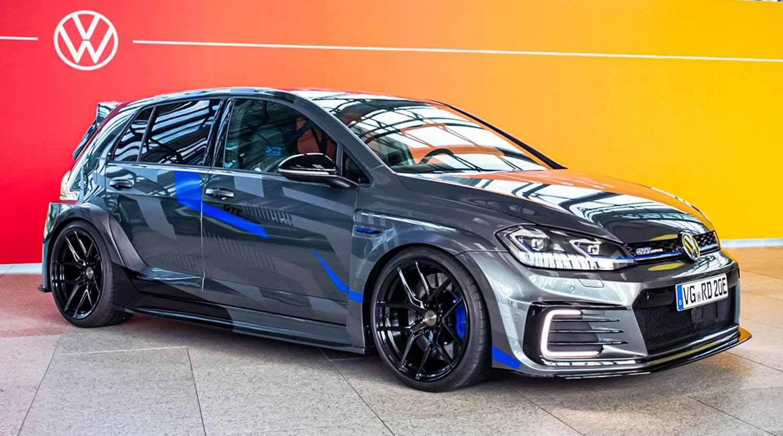 Volkswagen Golf GTE HyRACER
