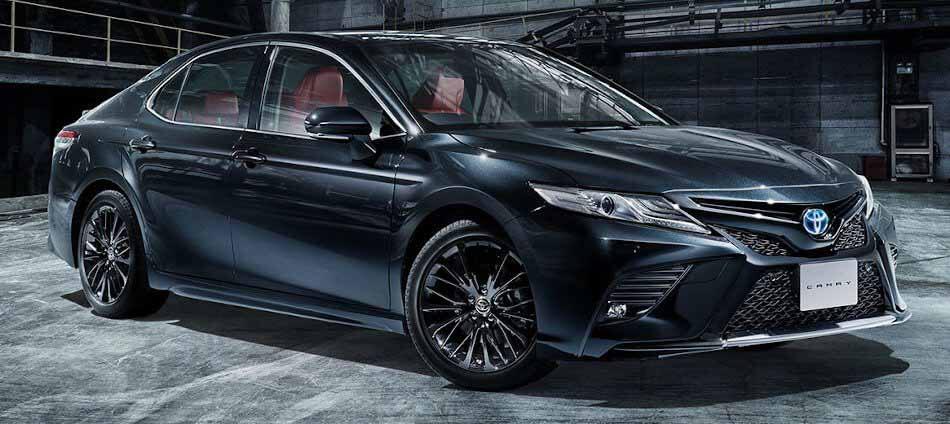 Toyota Camry WS Black Edition