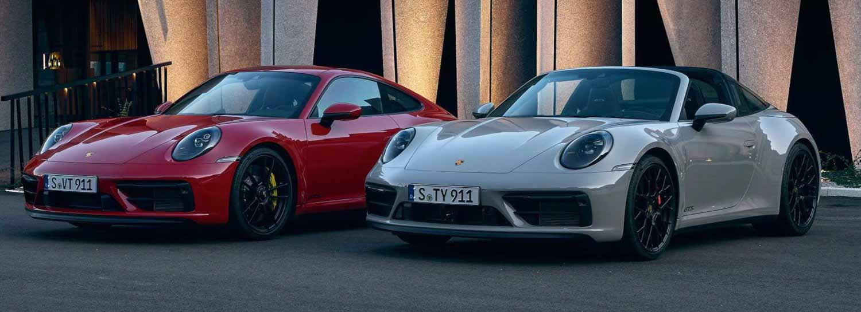 Порше 911 GTS