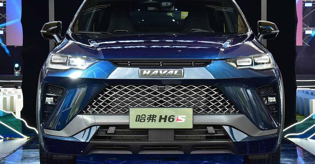 Представлено новое купе-кроссовер Haval - Motor