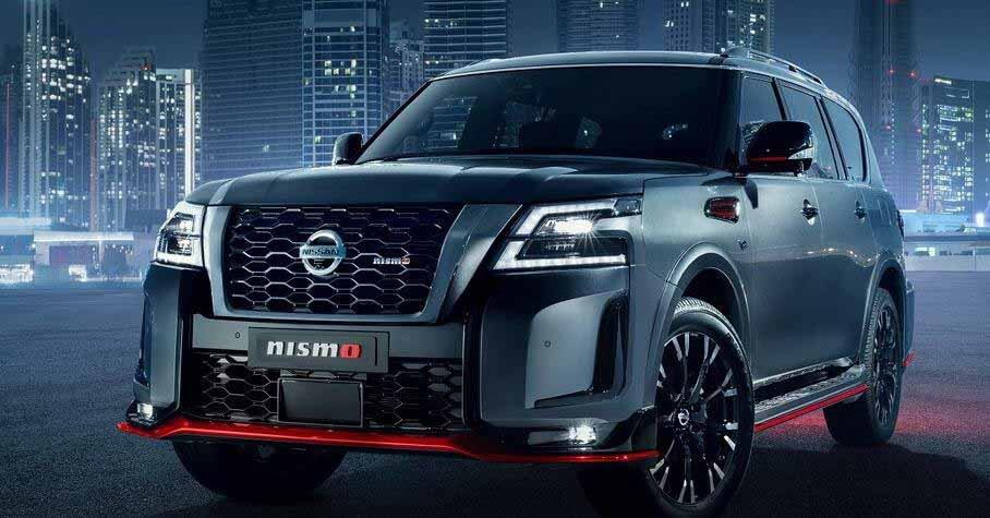 Nissan может выпустить «заряженные» кроссоверы и пикапы - Motor