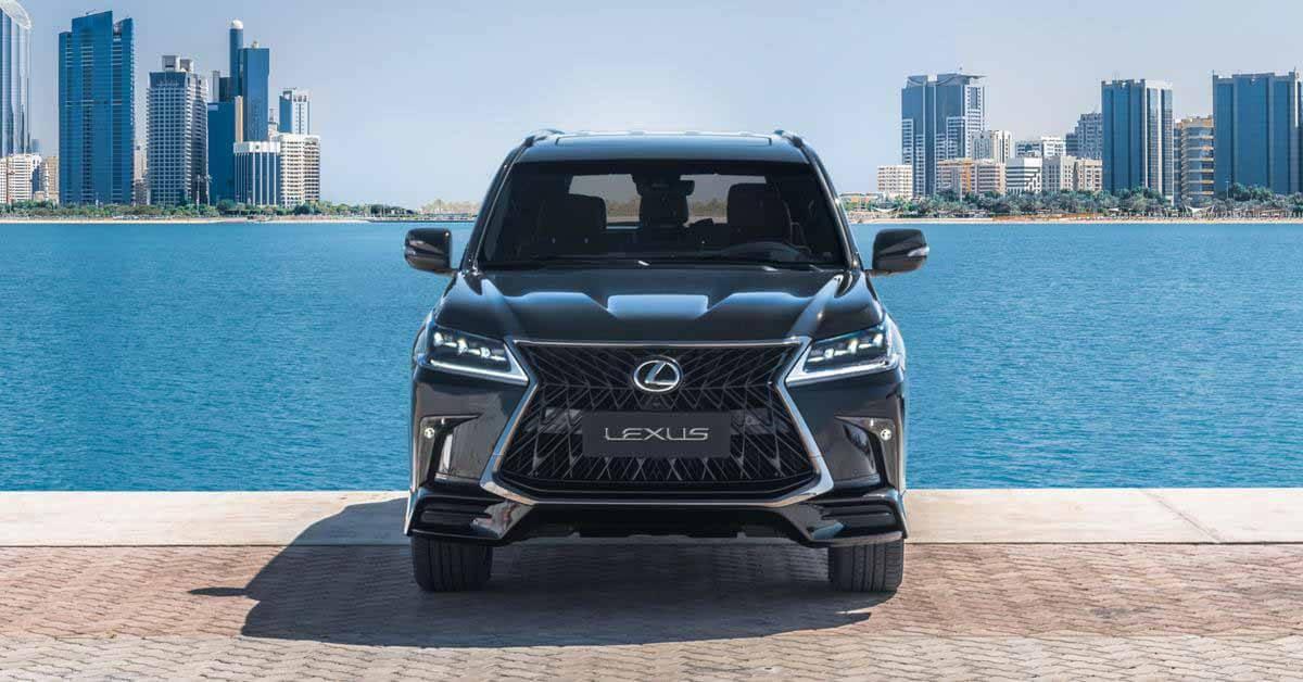 Премьера нового Lexus LX отложена - Motor