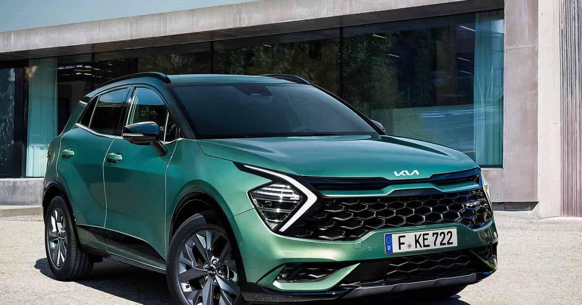 Kia представляет новый Sportage для Европы - Motor