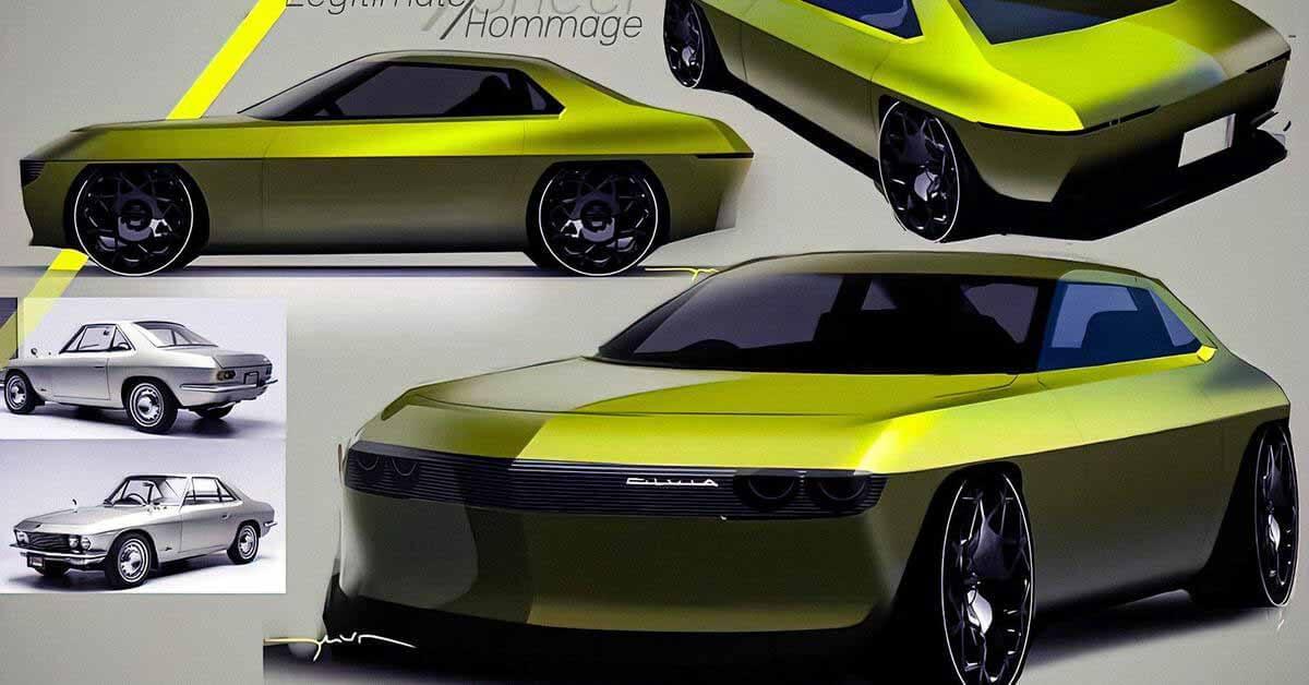 Дизайнер Nissan переосмысливает классическую Silvia в современной интерпретации - Motor