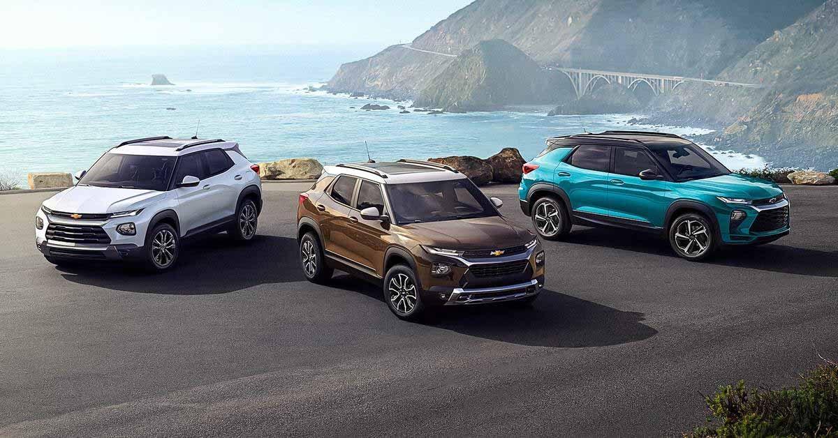 Продажи нового Chevrolet Trailblazer начались в России: известны цены