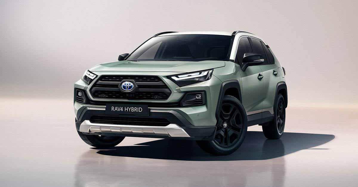 Toyota представила внедорожную модификацию RAV4 - Motor