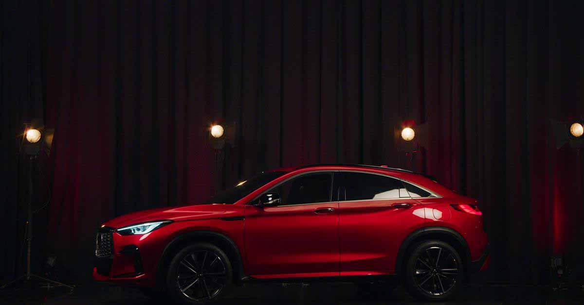 Nissan может выпустить кроссовер Skyline - Motor