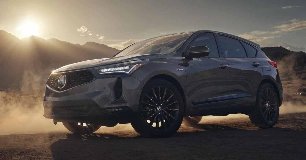 Acura обновила кроссовер RDX - Motor